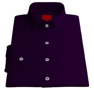 Crisp Purple Oxford
