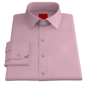 Powder Pink Oxford