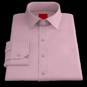 Powder Pink Oxford