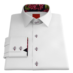 VY White Oxford