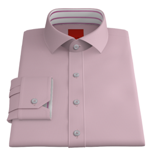 VY Powder Pink Oxford