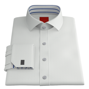 VY White Royal Twill