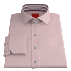 VY Pink Royal Twill