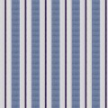 Pinstripe Blue & Navy Oxford