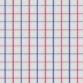 Pink Blue Fine Check