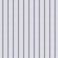 Navy Striped Twill